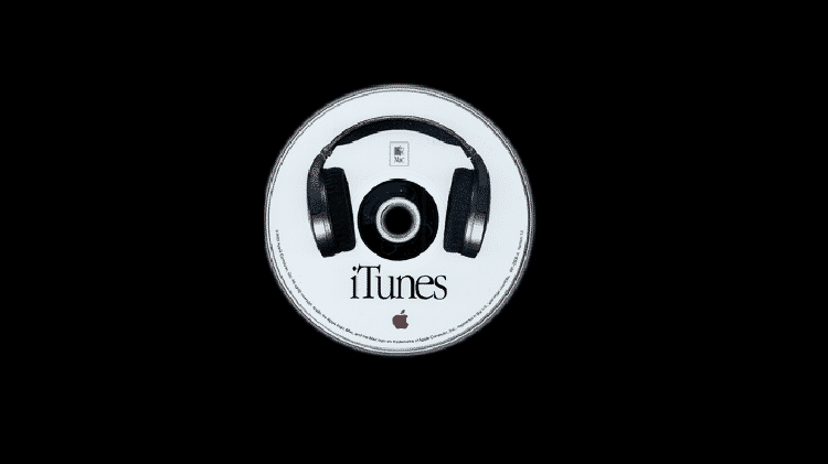 CD original do iTunes - Apple - Apple