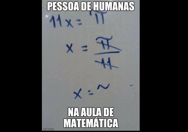 memes, humanas, educação
