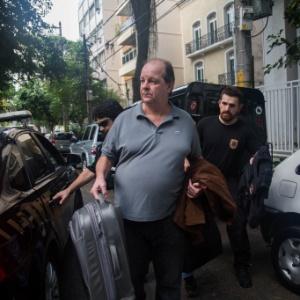 Jorge Luiz Zelada - preso na manhã desta quinta-feira, 2, pela operação Lava Jato - Mauro Pimentel/Folhapress