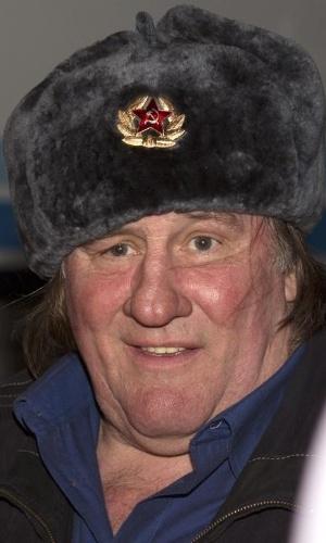 STRINGER/RUSSIA