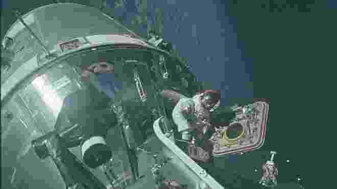 Mais de 11 mil imagens de arquivo das missões Apollo foram disponibilizadas na web, em uma página do Flickr - Nasa/Project Apollo Archive