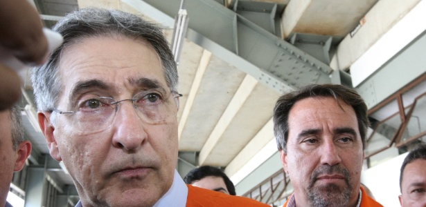 O governador de Minas Gerais, Fernando Pimentel (PT)