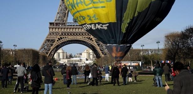 0ae13dc330 Fotos  Conferência do Clima em Paris (COP-21) - 28 11 2015 - UOL Notícias
