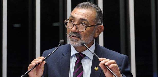 O senador Telmário Mota (PDT-RR)