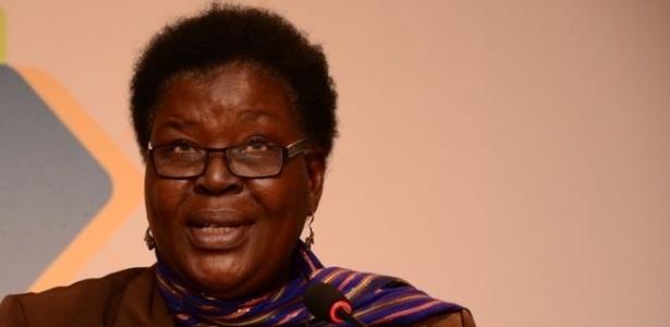 Paulina Chiziane é considerada a primeira mulher a escrever um romance em Moçambique - Divulgação/IBCCRIM