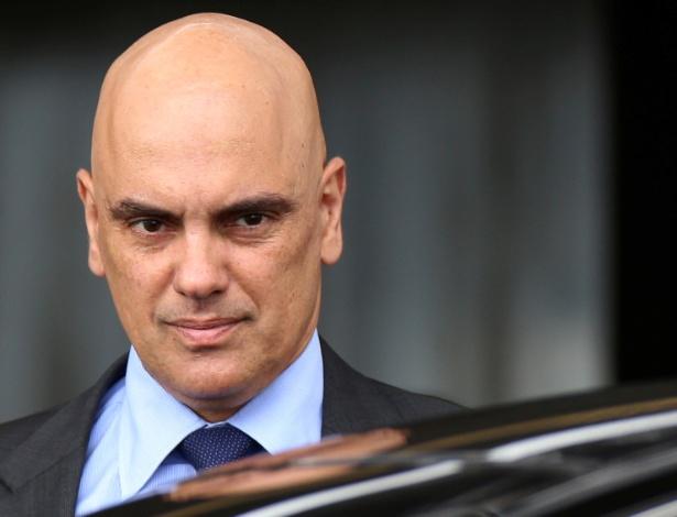 Alexandre de Moraes, indicado ao STF