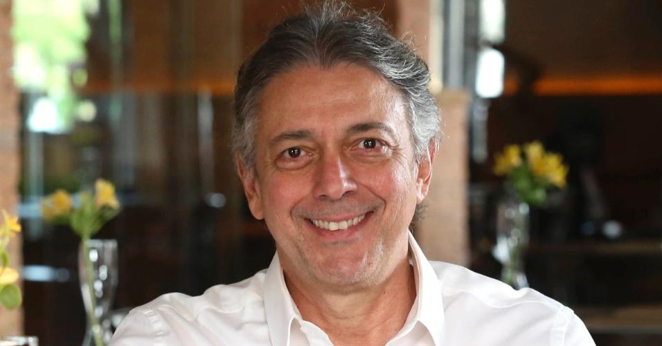 Afrânio Barreira Filho, fundador da rede de restaurantes Coco Bambu