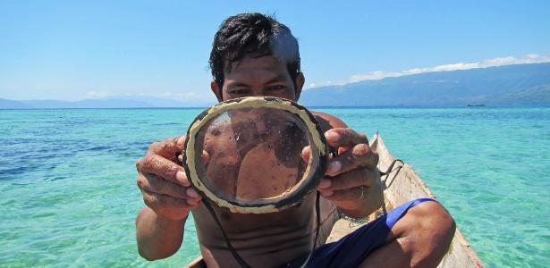 Os cientistas descobriram os segredos do povo Bajau, famoso por sua capacidade de prender a respiração por períodos extraordinários de tempo