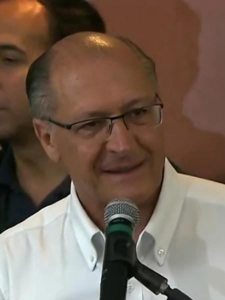 Geraldo Alckmin (PSDB), presidente nacional do PSDB e ex-governador de São Paulo - Reprodução/GloboNews