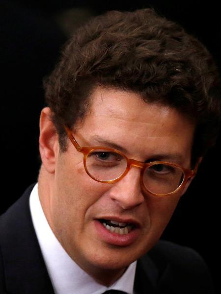 O ministro do Meio Ambiente, Ricardo Salles - Adriano Machado/Reuters