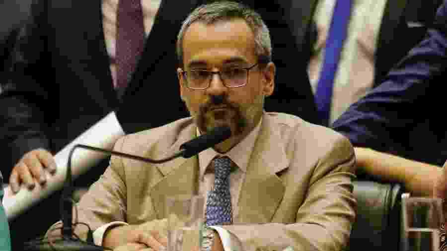 O ministro da Educação Abraham Weintraub - Dida Sampaio/Estadão Conteúdo
