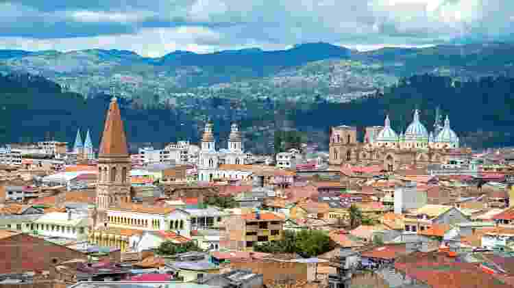 Cuenca, Equador - Getty Images/iStockphoto - Getty Images/iStockphoto