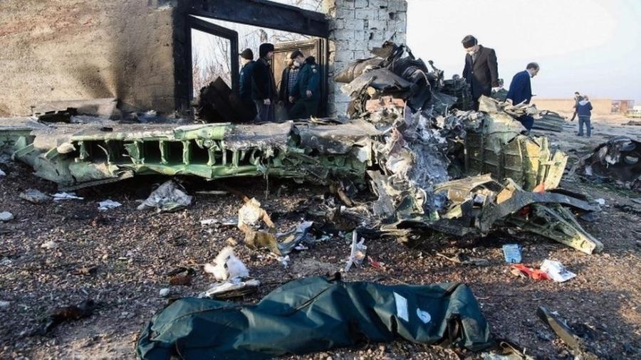 Aeronave transportava 168 passageiros e nove tripulantes a bordo - AFP