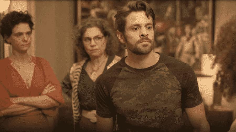 """Tales (Alejandro Claveaux) não deve voltar à trama de """"Amor de Mãe"""" - Divulgação/TV Globo"""