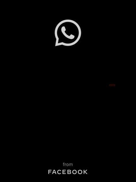 WhatsApp ganha modo escuro no iPhone e Android - Reprodução