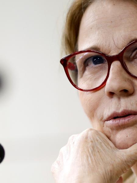 Ministra da Agricultura, Tereza Cristina - ADRIANO MACHADO