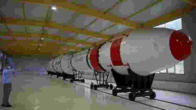 Programa de satélites da China teve mais de US$ 10 bilhões de investimento - Reuters - Reuters