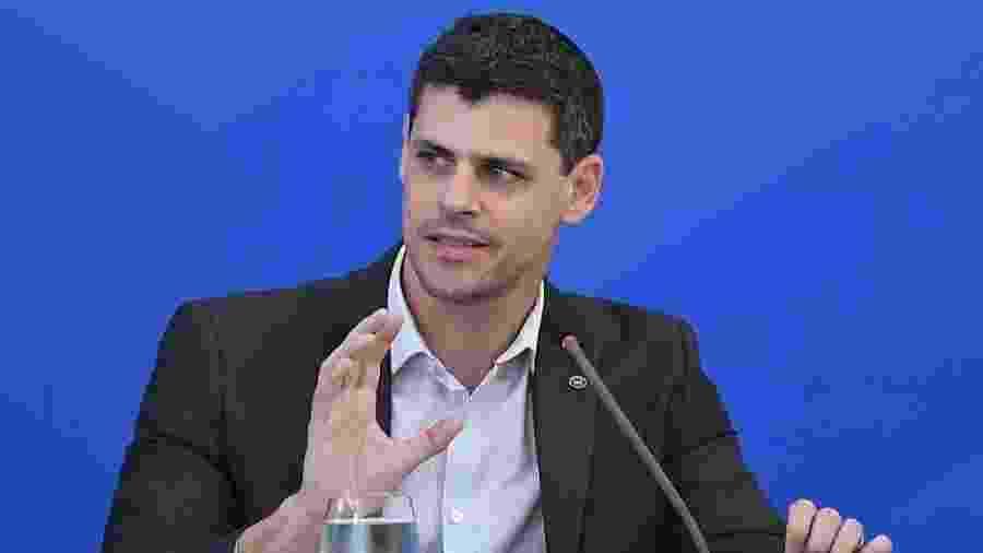 Segundo Bruno Funchal, governo não tem como manter o auxílio emergencial em R$ 600 - Edu Andrade/Ministério da Economia