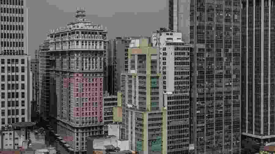 Edificio Martinelli fica na região central da capital paulistana - Paulo Fridman/Corbis via Getty Images