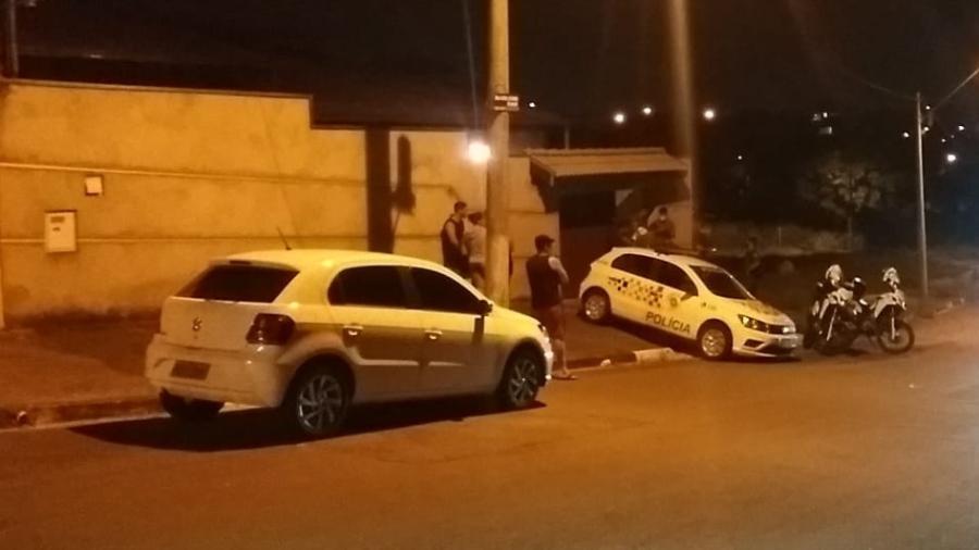 Casa foi invadida por ladrões em Campinas - Felipe de Souza/UOL