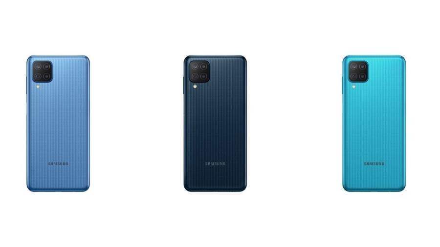 Samsung Galaxy M12 - Divulgação/Samsung