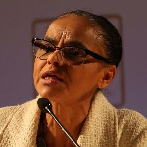 A ex-senadora Marina Silva