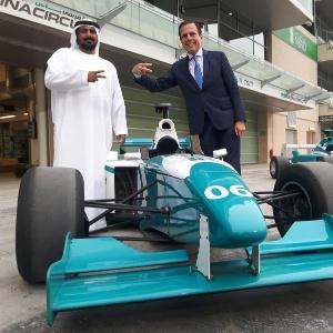Prefeito de São Paulo João Doria visita Abu Dhabi
