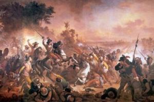 Batalha dos Guararapes, episódio da Revolução Pernambucana