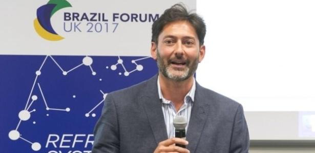 """""""O Brasil está enfrentando uma recessão grande mas vai retomar o crescimento"""", avalia Rangarajan"""