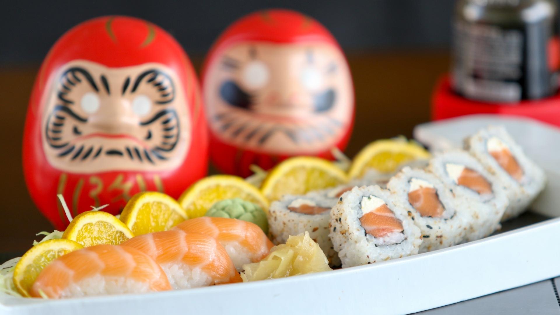 Restaurante japonês Notubo prato Convencional