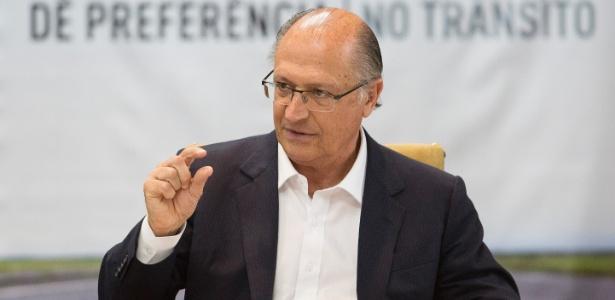 Geraldo Alckmin (PSDB), governador de São Paulo