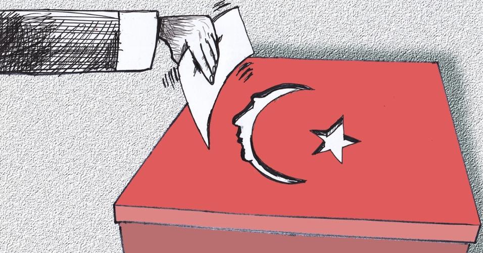 Abril: Na Turquia, Erdogan Consolida Poder Com Vitória Em Referendo