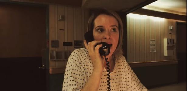 """Cena de """"Unsane"""", filme de Steven Soderbergh filmado inteiramente com iPhone"""
