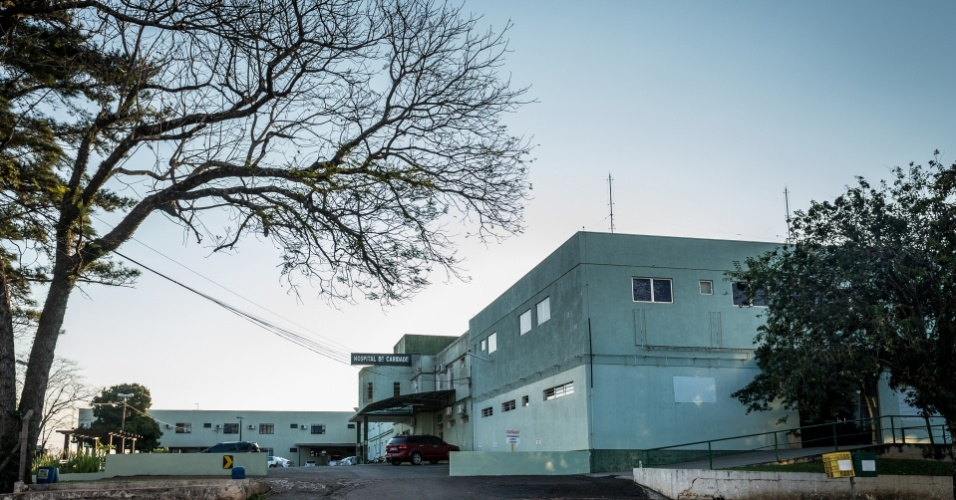Hospital de Caridade era antiga sede do quartel do 7º BPM em Três Passos (RS)