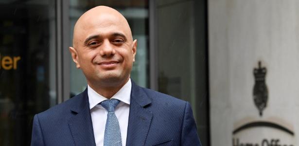 Sajid Javid assume como ministro do Interior do Reino Unido após renúncia de ministra - Toby Melville/Reuters