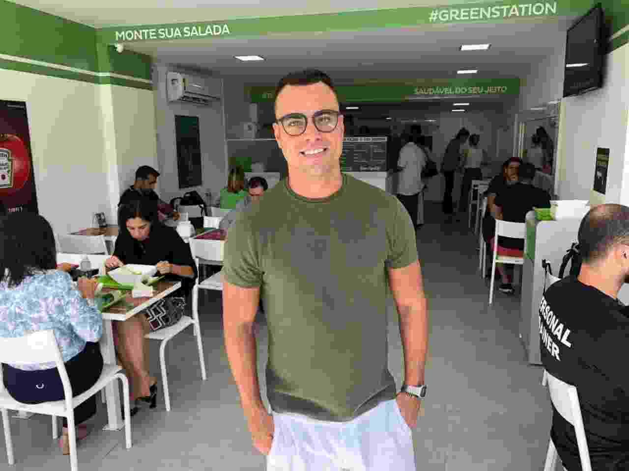 Green Station sócio Biel Maciel - Divulgação