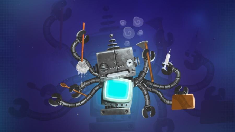 Capa especial robo - Arte/UOL
