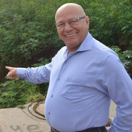Professor Alcides Ribeiro, deputado federal eleito por Goiás - Reprodução/Facebook/Professor Alcides