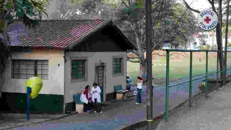 Hospital Vital Brazil é referência em São Paulo - USP/Divulgação