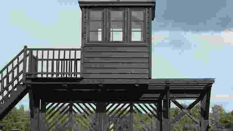 Antigo campo de concentração de Stutthof, que ficava perto da então cidade alemã de Danzig (atual Gdansk) - Goronzo/pixabay.com