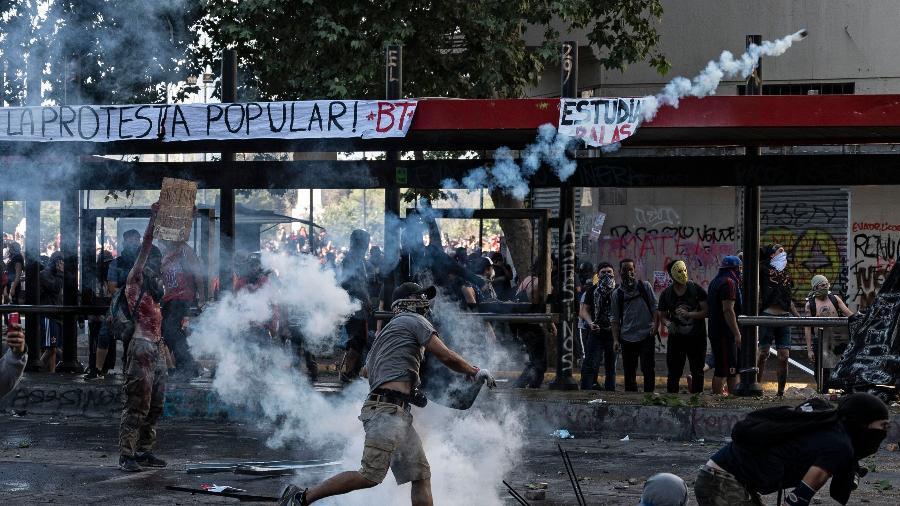 Pedro Ugarte / AFP