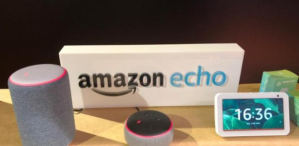 Privacidade | Ex-executivo da Amazon diz que desliga Alexa para conversar