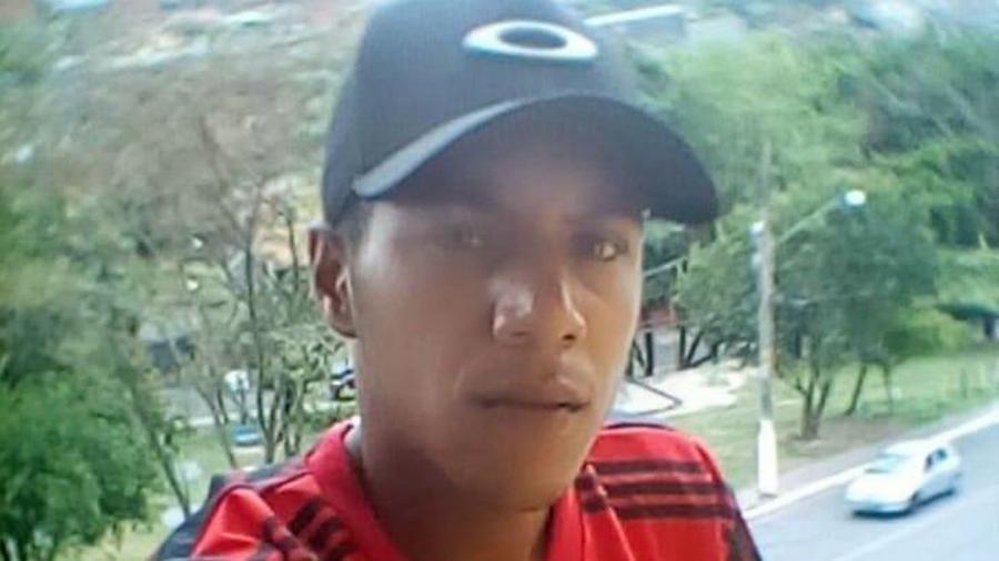 Mateus dos Santos Costa, 23, morto após ação da PM em baile funk em SP - Reprodução