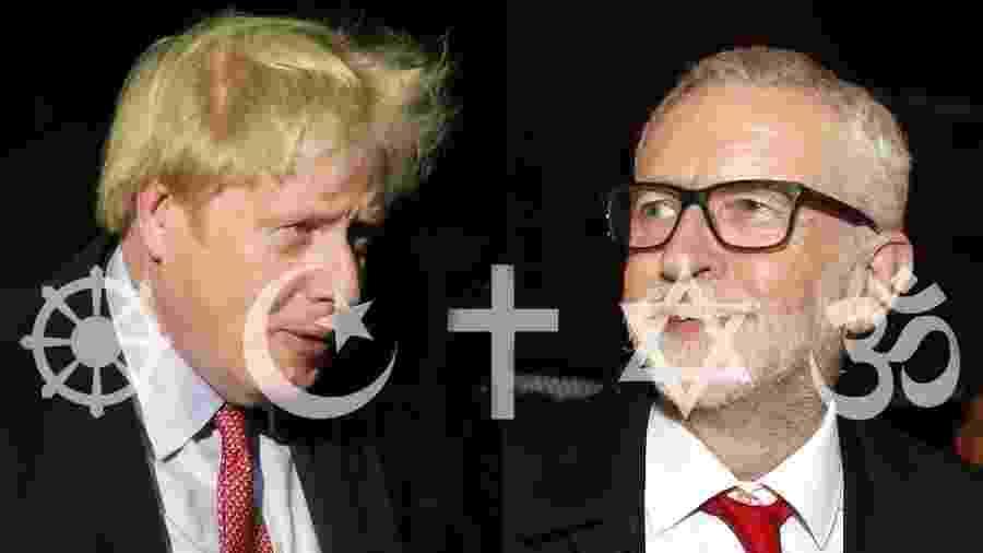 Religião passou a ocupar um lugar central na política britânica - Getty Images