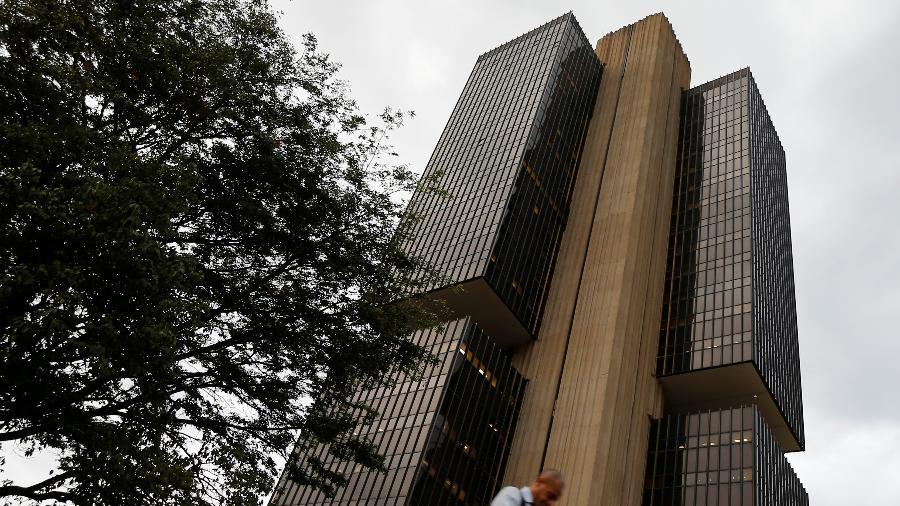Sede do banco central em Brasília - ADRIANO MACHADO