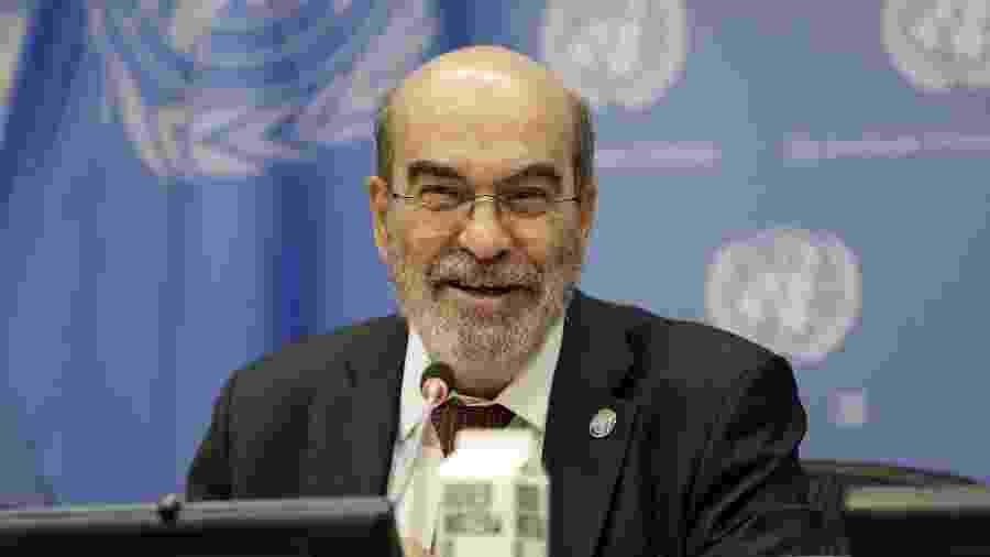 """José Graziano da Silva, considerado o """"pai"""" do programa Fome Zero no Brasil - Xinhua/Li Muzi"""