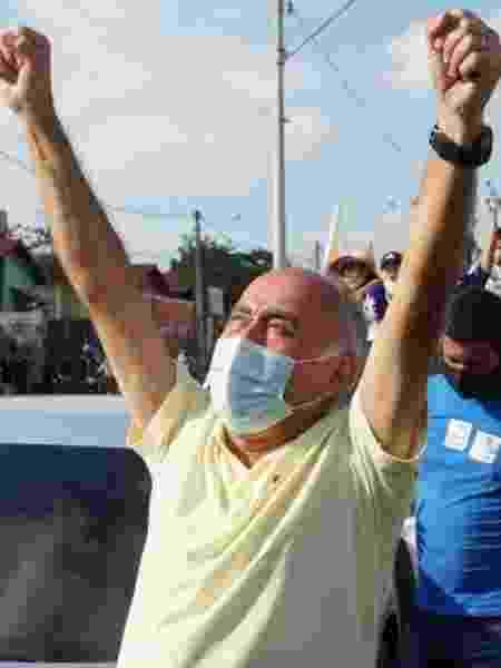 Tião Bocalom (PP) será o próximo prefeito de Rio Branco - Reprodução/Facebook