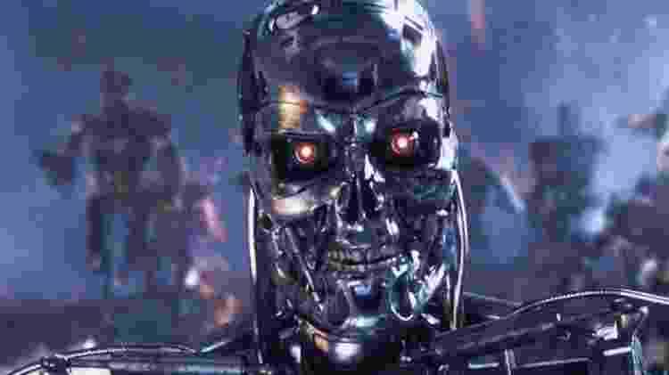 O medo do Ocidente de robôs foi cristalizado de forma mais poderosa na série 'Terminator' - Warner - Warner
