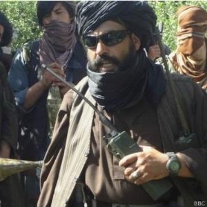 O mulá Akhtar Mansour subiu rapidamente dentro da hierarquia do Talebã