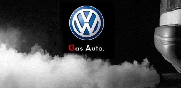 """Sátira do prêmio Nobel vai, na categoria Química, para a montadora alemã, por """"resolver"""" o problema da poluição ao fazer seus carros produzirem menos gases toda vez que passavam por testes - Reprodução"""